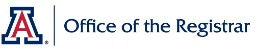 Office of the Registrar | Home
